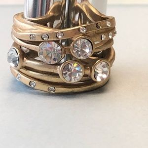 Jewelry - Stacking rings